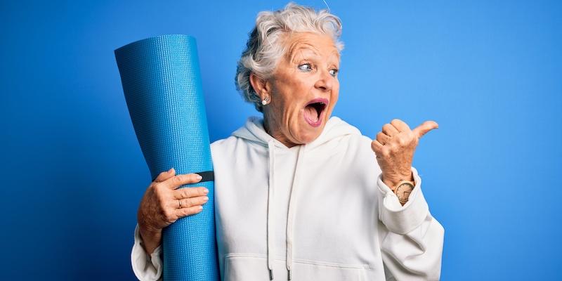 Jak zadbać o aktywność fizyczną osób starszych?
