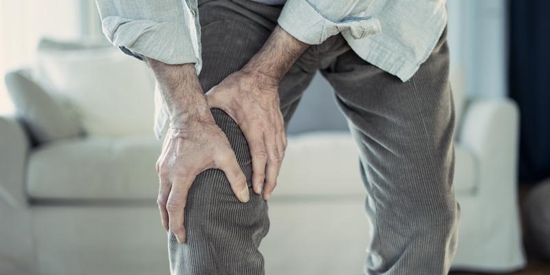 Reumatyzm u osób starszych
