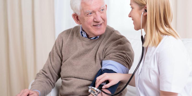 Nadciśnienie tętnicze u osób starszych to dość powszechna dolegliwość.